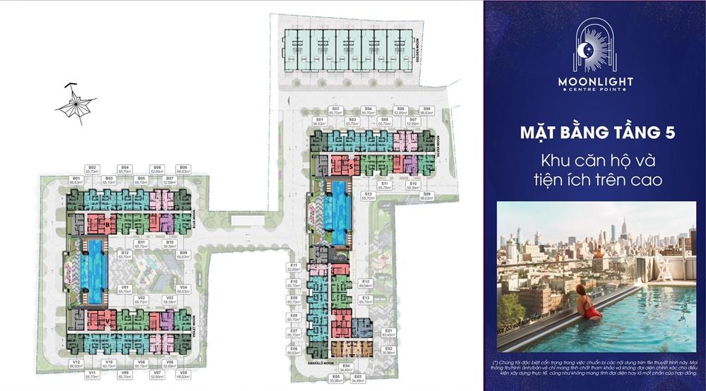 mat bang tang 5 can ho moonlight centre point hung thinh