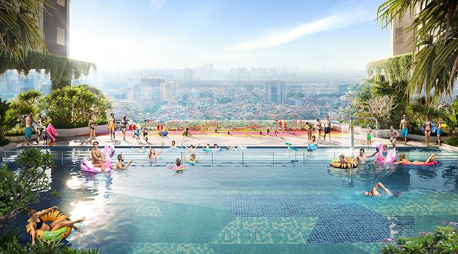 Moonlight Centre Point – Điểm sáng an cư và đầu tư tại Tây Sài Gòn - 2